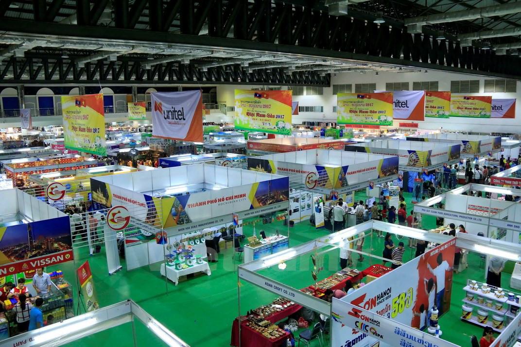 Sắp diễn ra hội chợ Thương mại quốc tế Việt Trung lần thứ 17 năm 2017