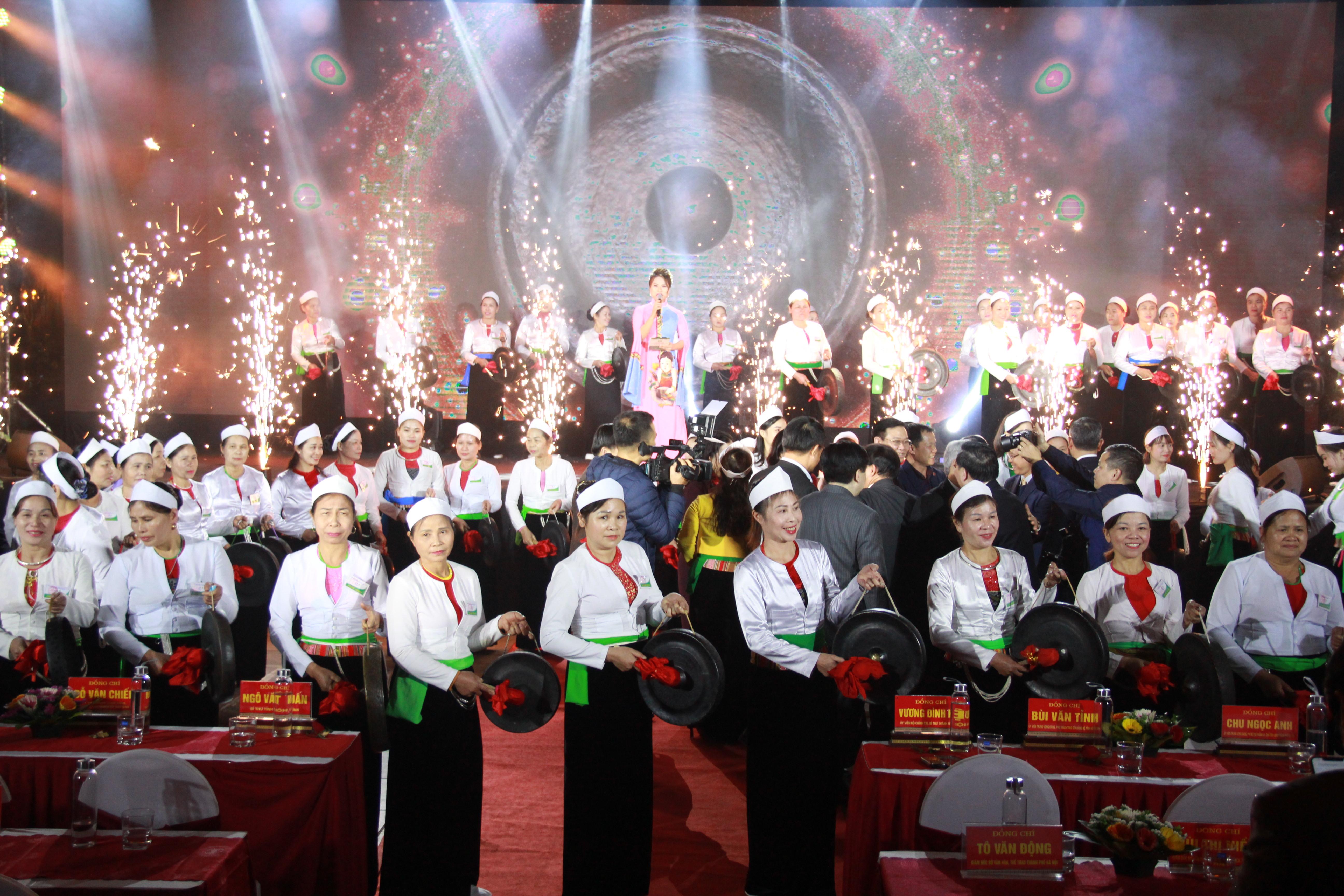 Tuần lễ văn hóa các dân tộc tỉnh Hòa Bình tại Hà Nội 2021