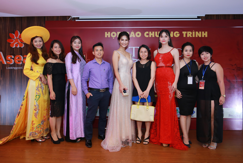 Hoa Hậu Biển 2016 Phạm Thùy Trang chia sẻ suy nghĩ về cuộc thi nhan sắc mới Tài Sắc Tràng An 2017 sắp được diễn ra tại thủ đô Hà Nội