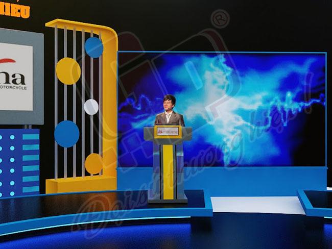 MC cho game truyền hình