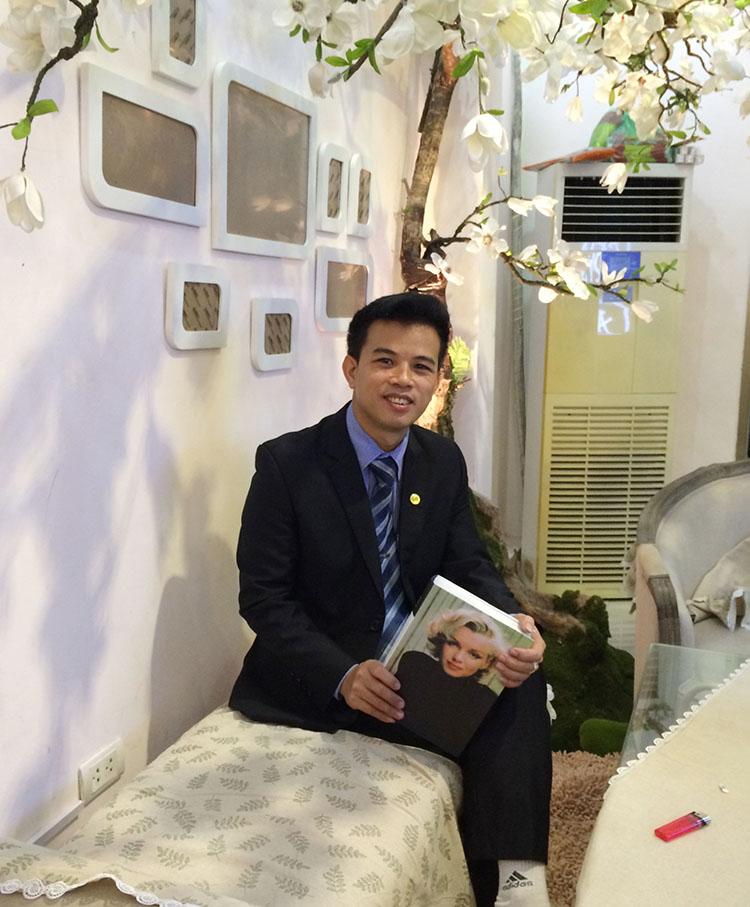 Chủ tịch HĐQT công ty CPTM Gia Phạm Phạm Xuân Hải