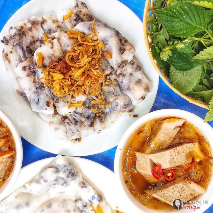 Xây dựng thương hiệu làng nghề bánh cuốn Thanh Lương