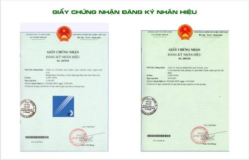 Dịch vụ đăng ký nhãn hiệu hàng hóa - Bảo hộ logo