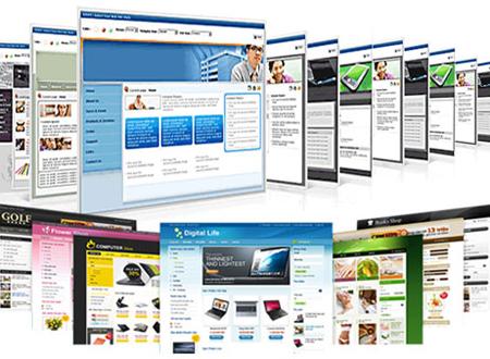 giao diện website thân thiện mobile