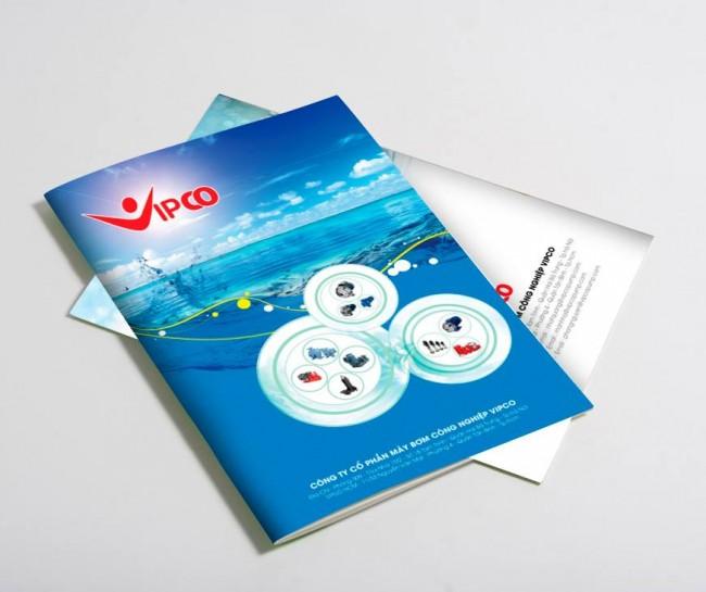 In ấn Catalogue chuyên nghiệp