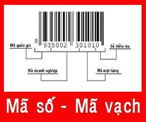 Dịch vụ đăng ký mã số, mã vạch sản phẩm hàng hóa
