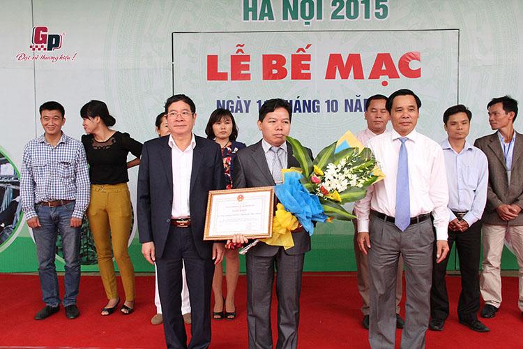 HC sản phẩm NN&LN Hà Nội 2015
