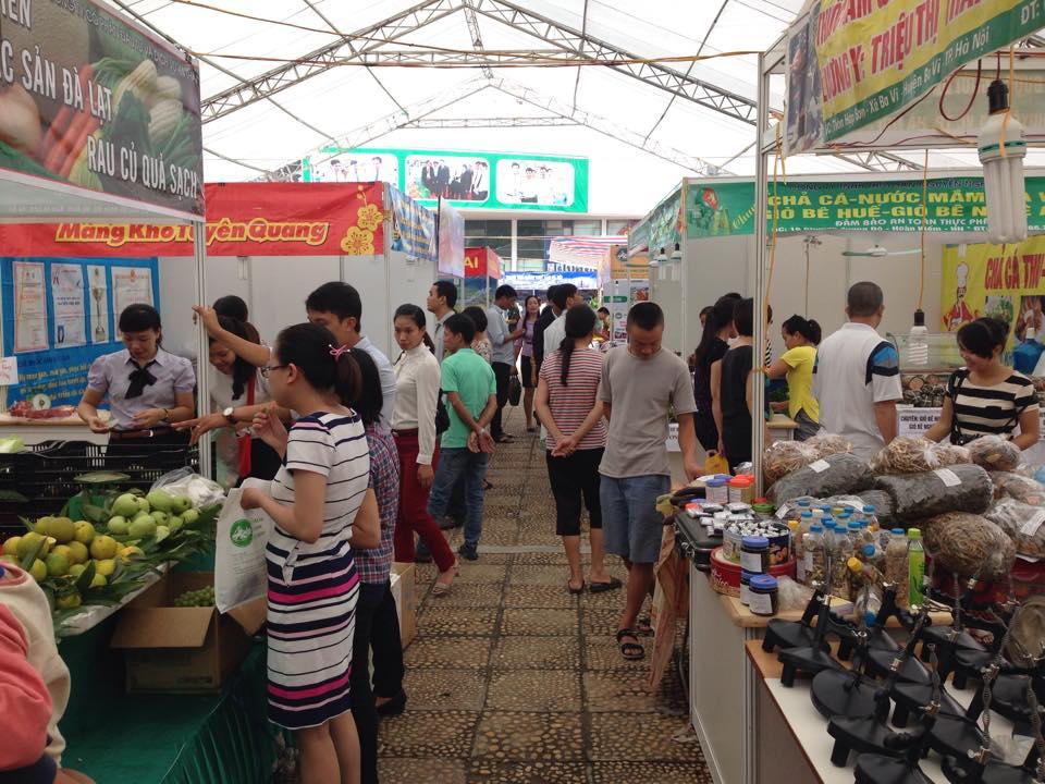 Cuối năm 2019 đi Festival sản phẩm nông nghiệp và ...