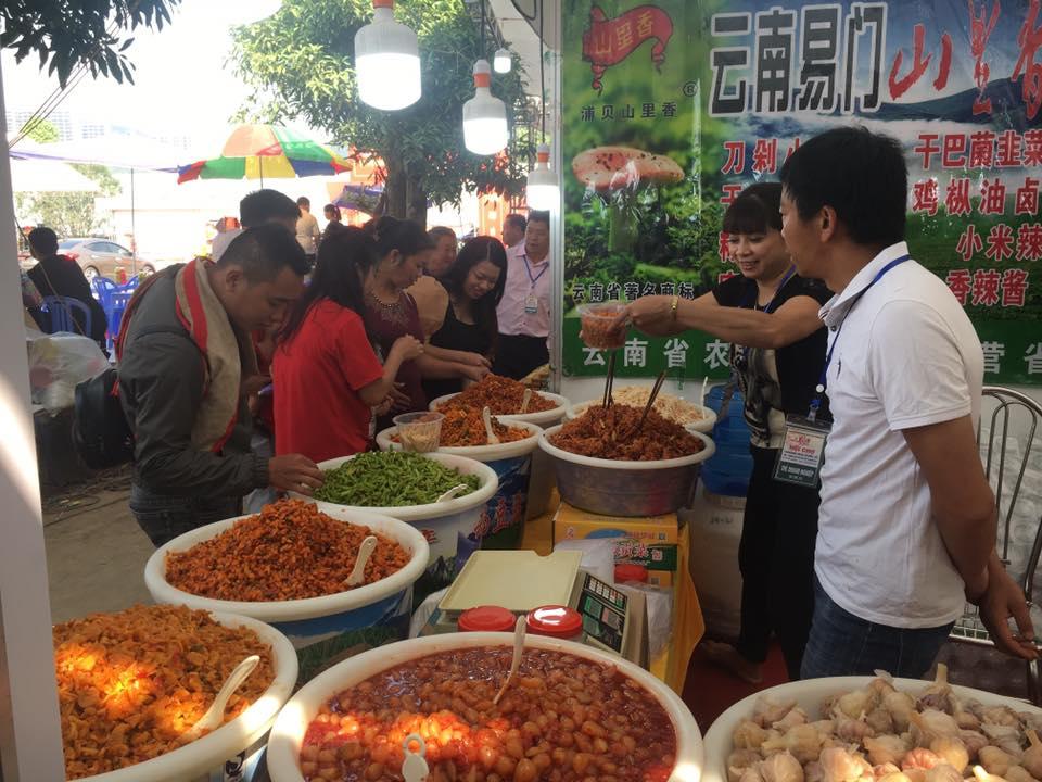 800 gian hàng tại Hội chợ Thương mại Quốc tế Việt - Trung 2019