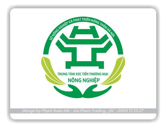 Logo Trung Tâm Xúc Tiến Thương Mại Nông Nghiệp