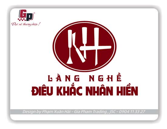Logo Điêu Khắc Nhân Hiền