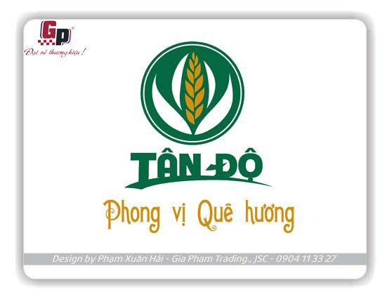 Logo Rượu Tân Độ