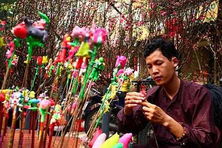 Lễ hội vinh danh làng nghề huyện Phú Xuyên hoạt ...