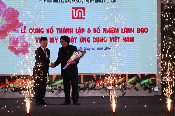 Ra mắt Viện Mỹ Thuật Ứng Dụng Việt Nam