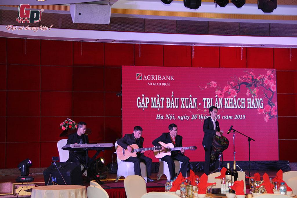 hội nghị gặp mặt, tri ân khách hàng của ngân hàng