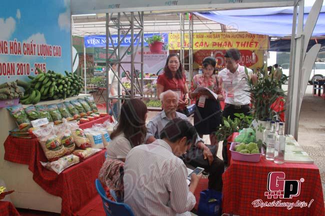 hội chợ nông sản 09