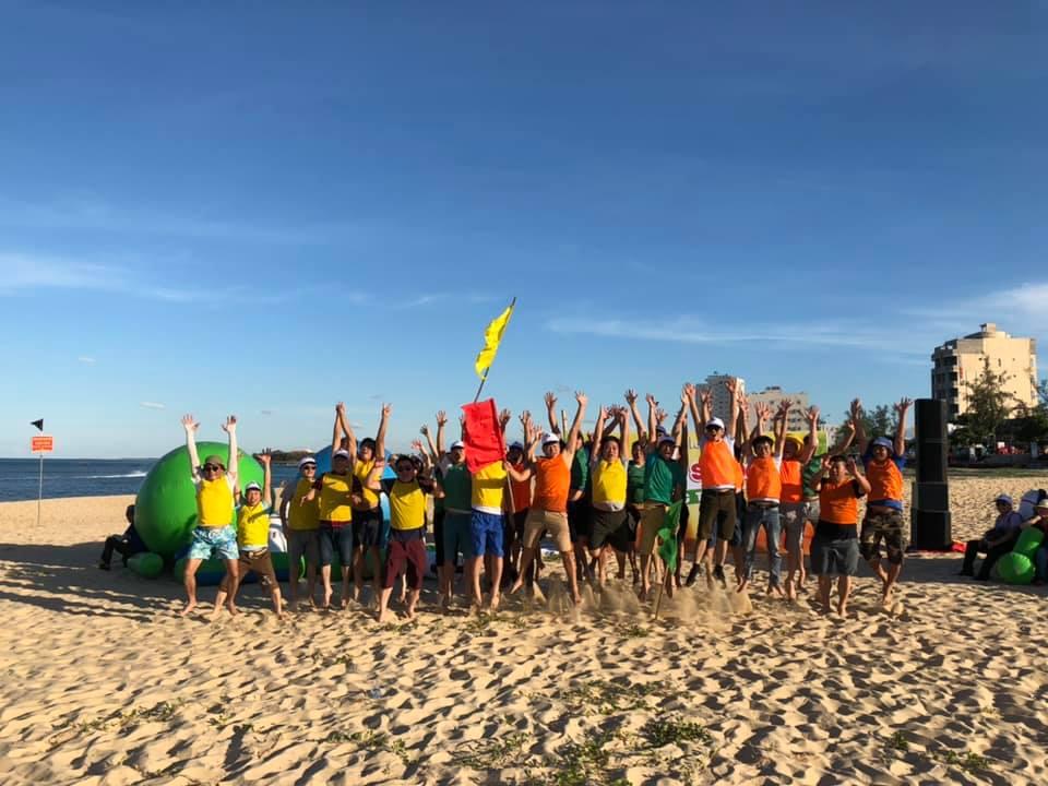 Du lịch Team building Mùa hè sôi động cùng TCE năm 2019