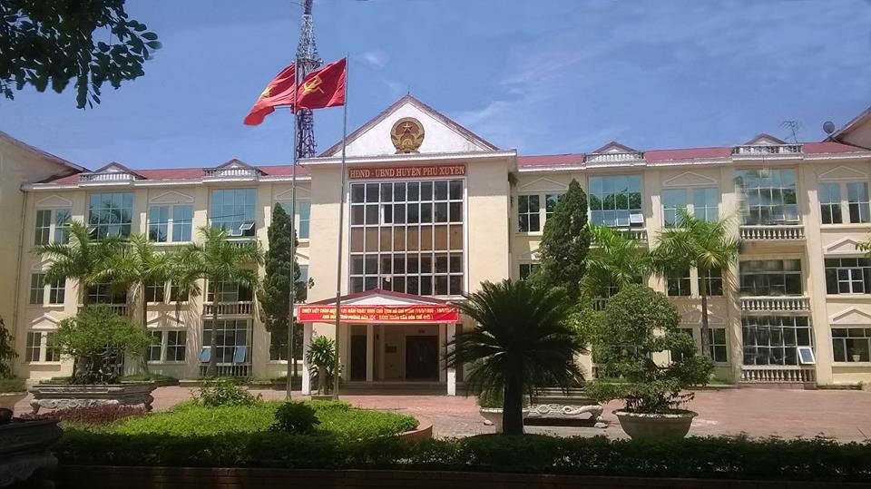 Phú Xuyên đang từng ngày thay đổi và phát triển hơn