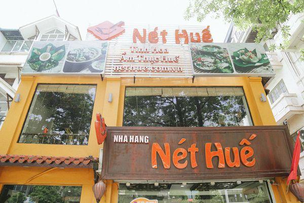 Nét Huế - Nhà hàng mang phong cách Huế  giữa lòng Hà Nội