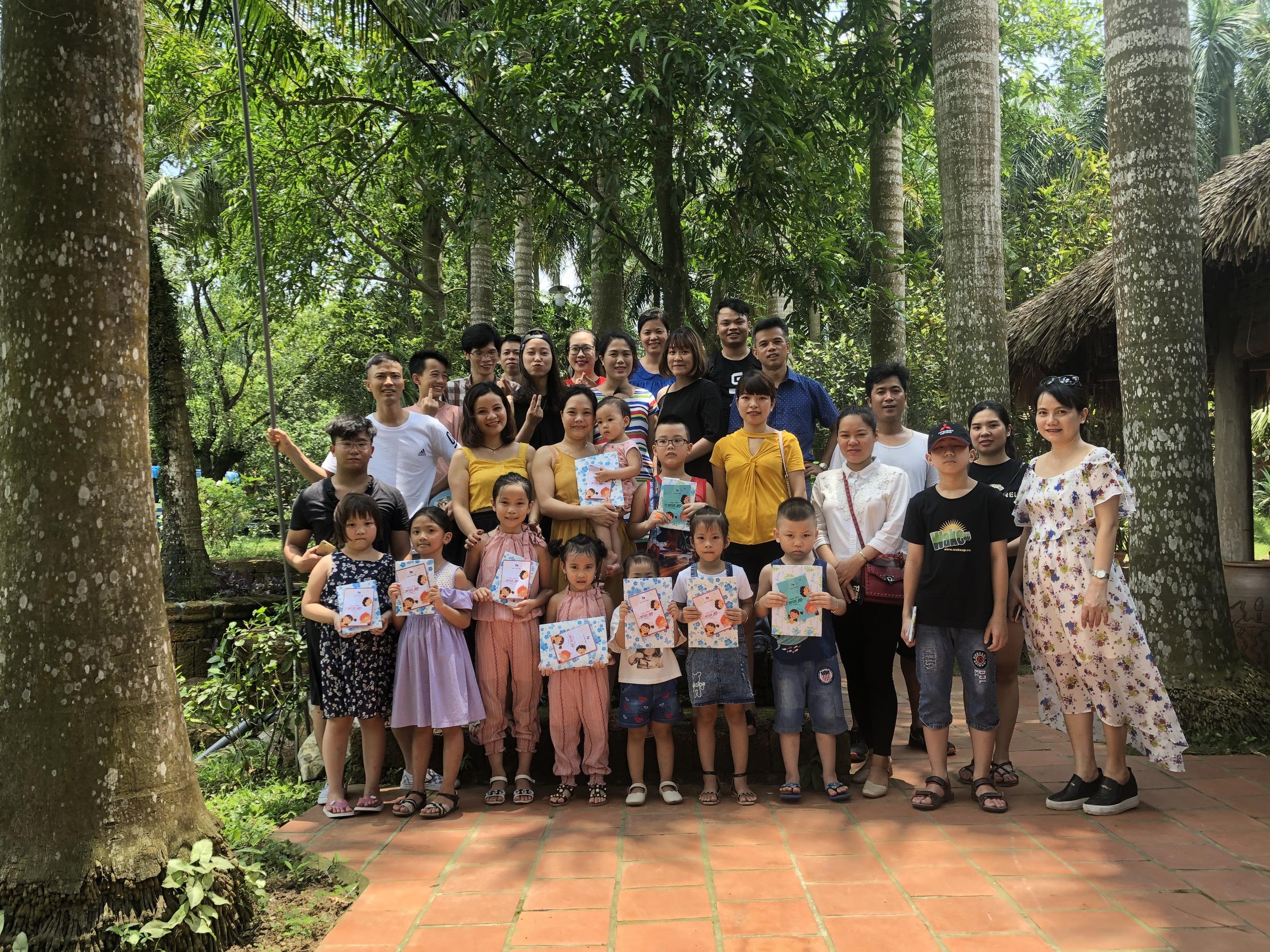 Công ty Gia Phạm tổ chức Tết Thiếu nhi 2019 cho các bé tại Asian Resort