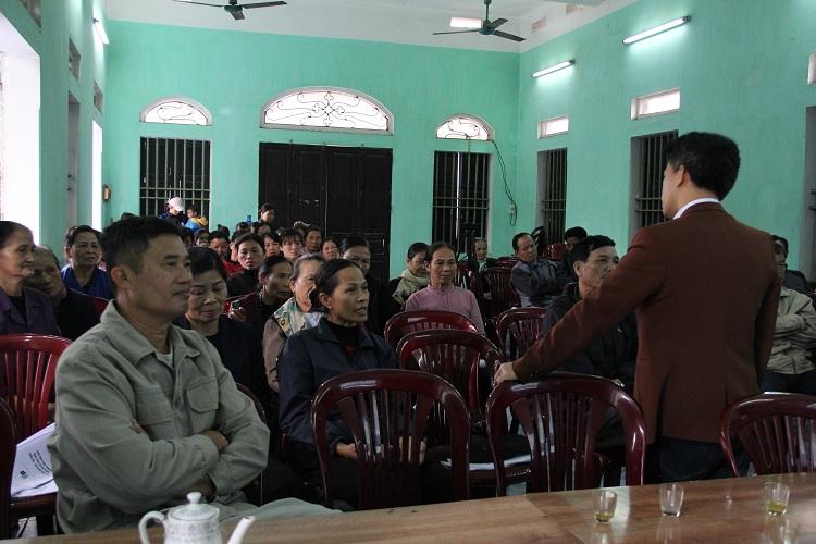 tập huấn đào tạo phát triển làng nghề