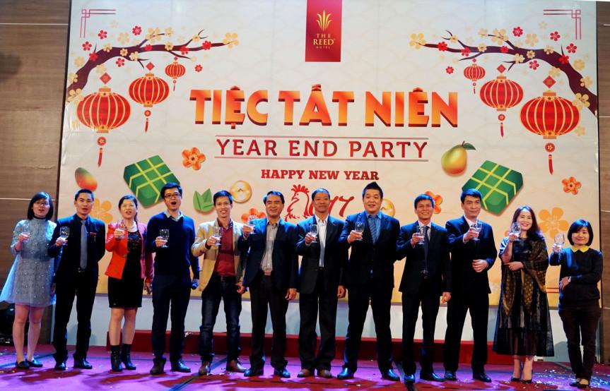 5 kinh nghiệm tổ chức tiệc tất niên cho công ...