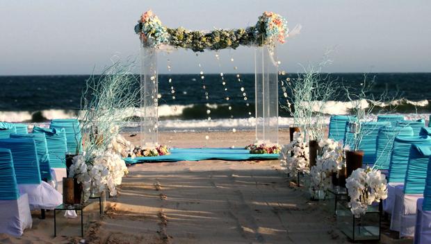 Tổ chức sự kiện ngoài bãi biển